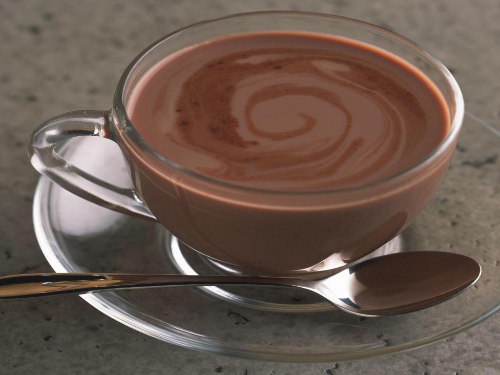 Dairy Free Hot Chocolate Coconut Milk