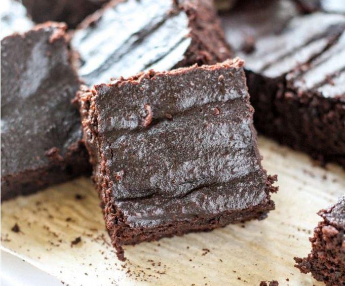 Gluten-Free Beet Brownies